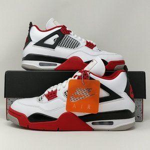 Nike Air Jordan Retro IV Fire Red 2020
